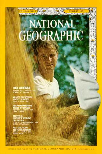 National Geographic 907