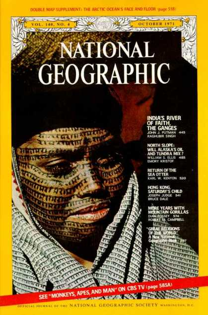 National Geographic 909