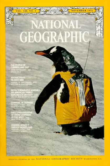 National Geographic 910
