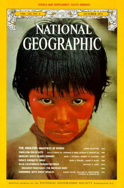 National Geographic 921