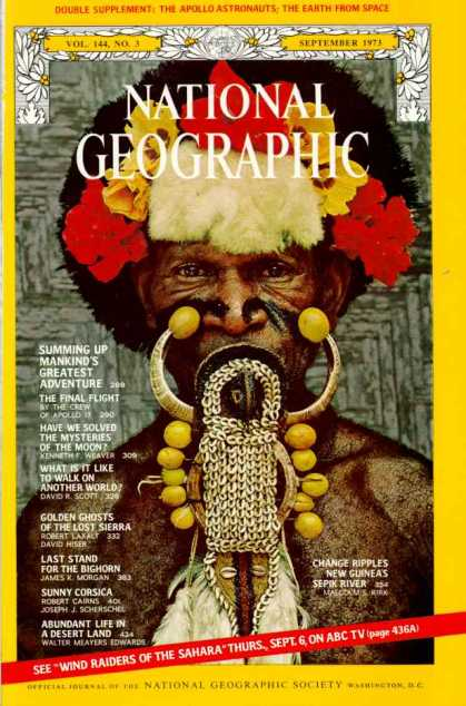 National Geographic 932