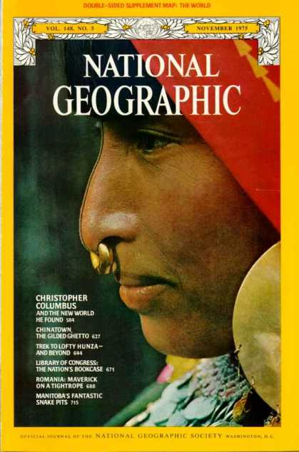 National Geographic 958