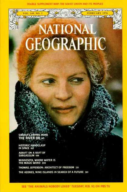 National Geographic 961
