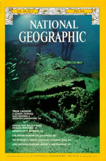 National Geographic 964