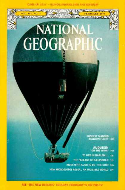 National Geographic 973