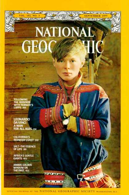 National Geographic 980