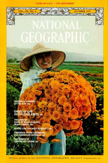 National Geographic 981