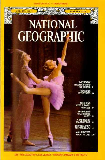 National Geographic 984