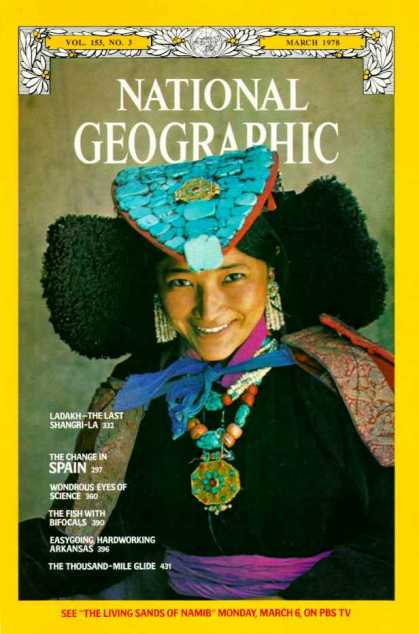 National Geographic 986
