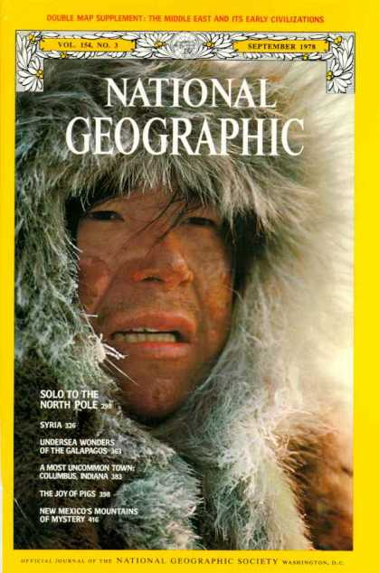 National Geographic 992