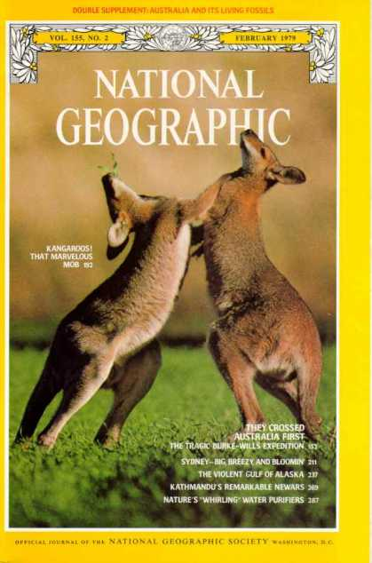 National Geographic 997