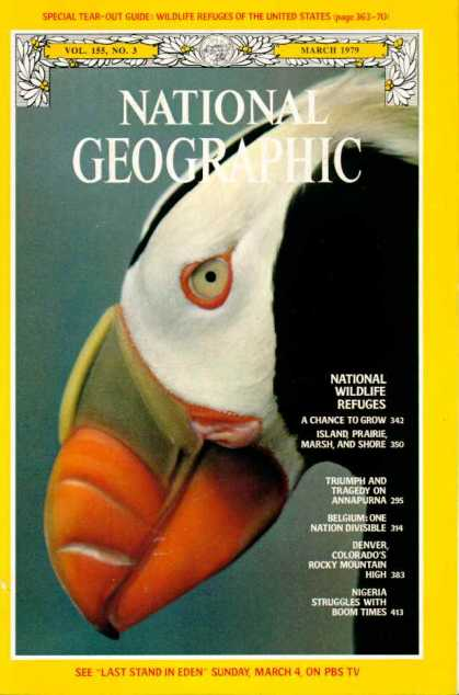 National Geographic 998