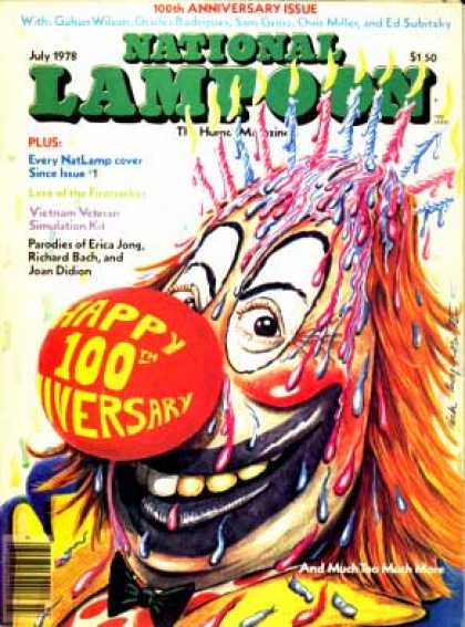 National Lampoon - July 1978