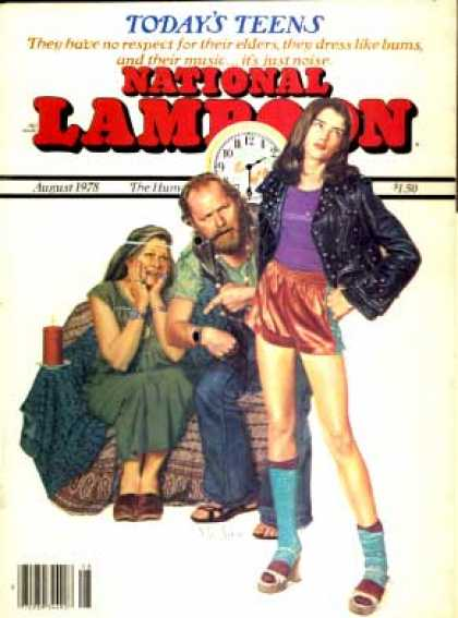 National Lampoon - August 1978