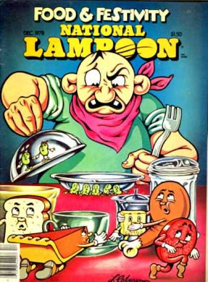 National Lampoon - December 1978
