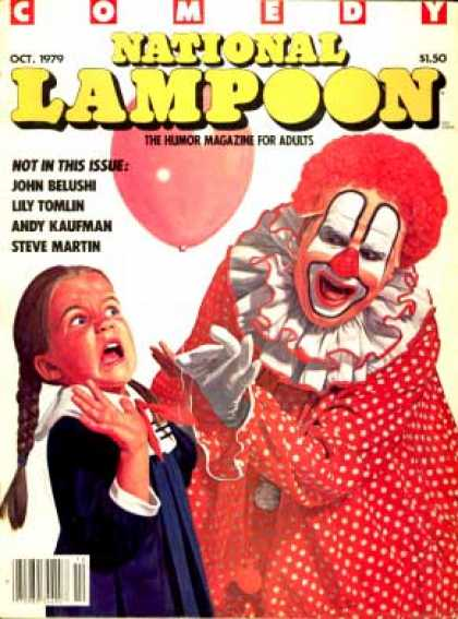 National Lampoon - October 1979