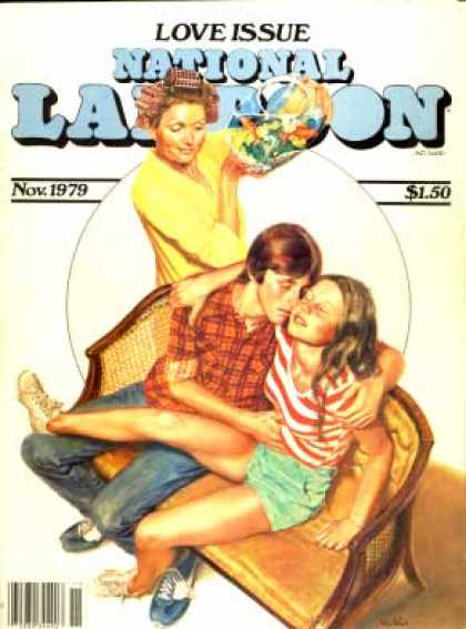 National Lampoon - November 1979
