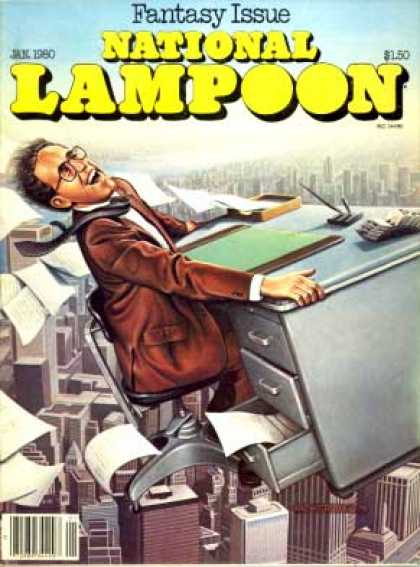 National Lampoon - January 1980
