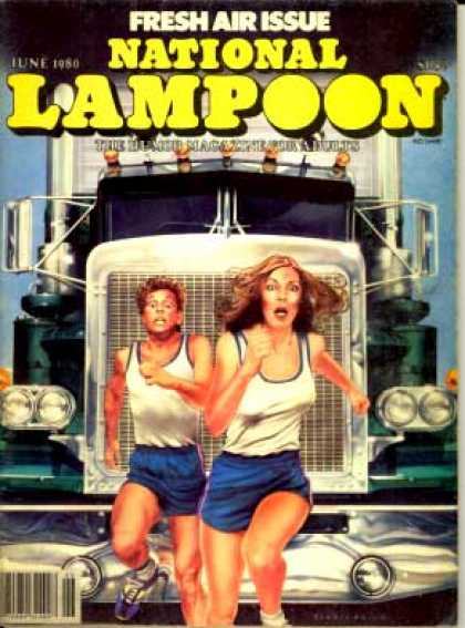 National Lampoon - June 1980