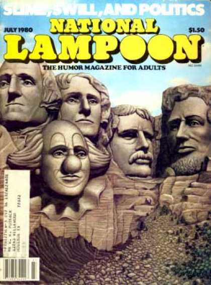 National Lampoon - July 1980