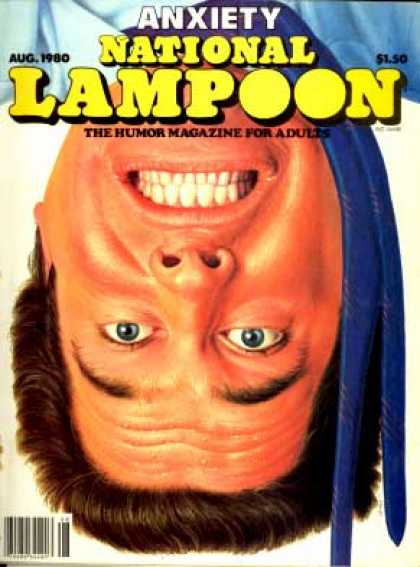 National Lampoon - August 1980