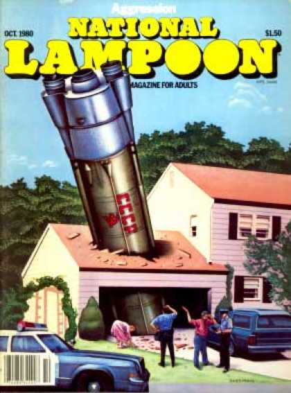 National Lampoon - October 1980