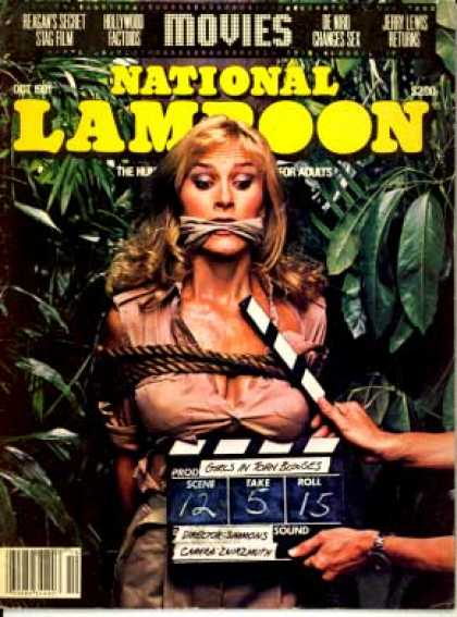 National Lampoon - October 1981