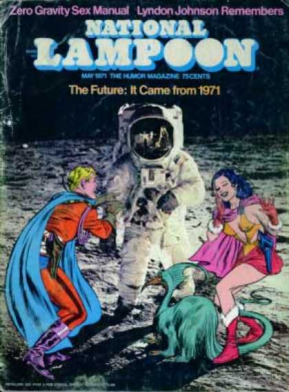 National Lampoon - May 1971