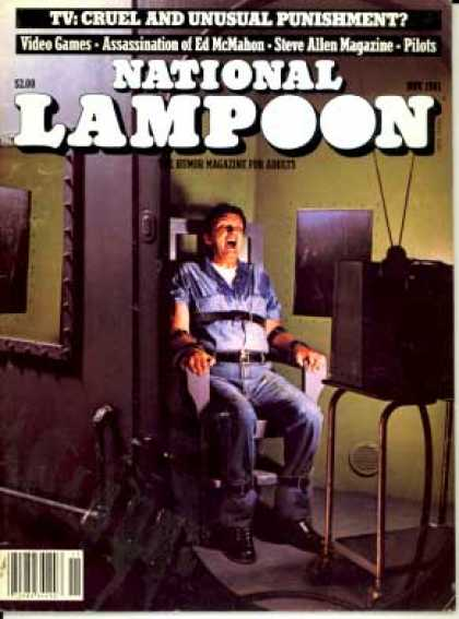 National Lampoon - November 1981