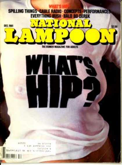 National Lampoon - December 1981