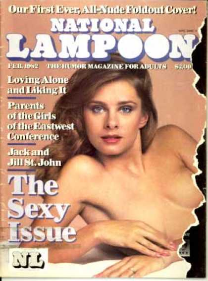 National Lampoon - February 1982