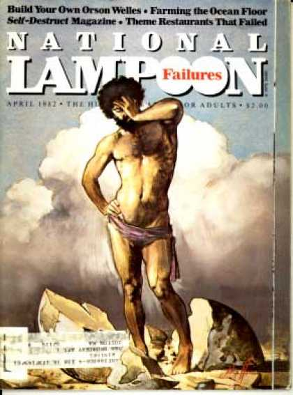 National Lampoon - April 1982
