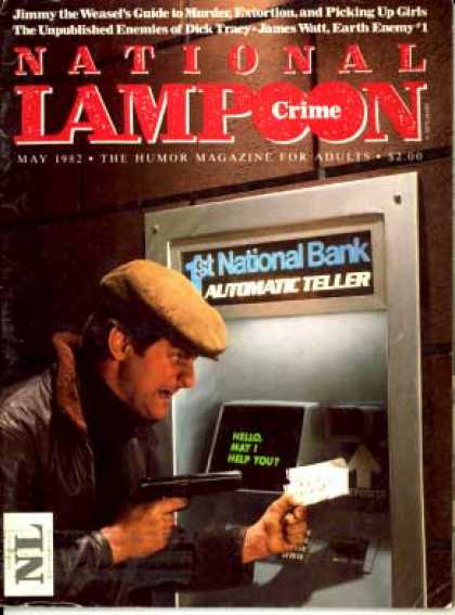 National Lampoon - May 1982