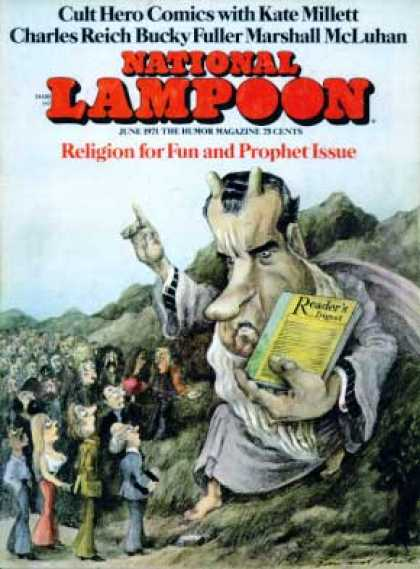 National Lampoon - June 1971