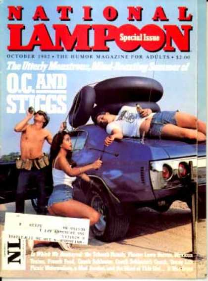 National Lampoon - October 1982