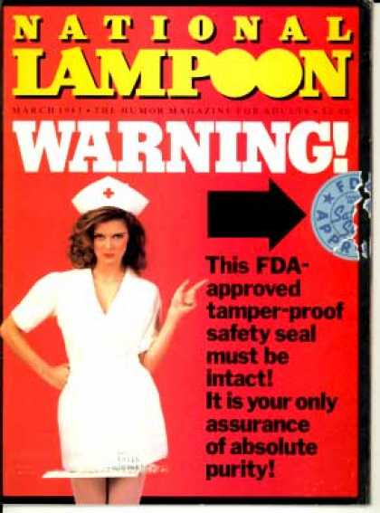 National Lampoon - March 1983