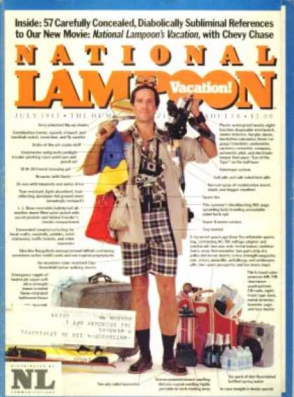 National Lampoon - July 1983