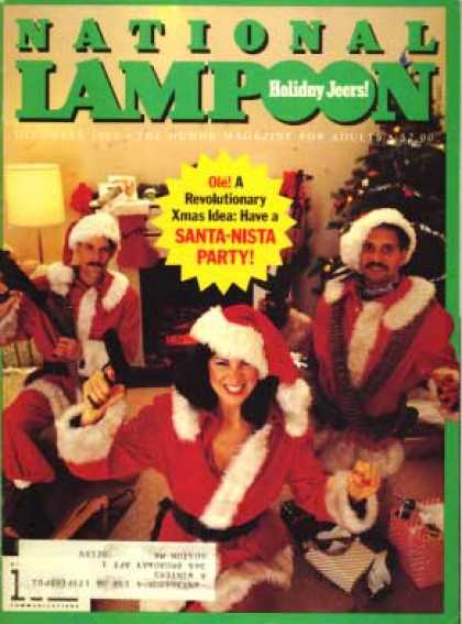 National Lampoon - December 1983