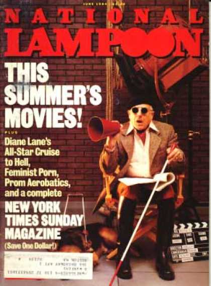 National Lampoon - June 1984