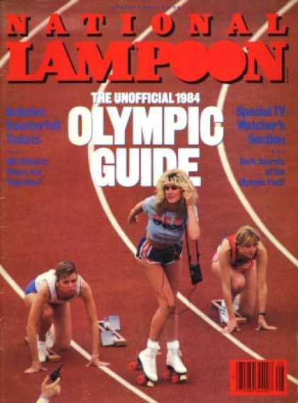 National Lampoon - August 1984