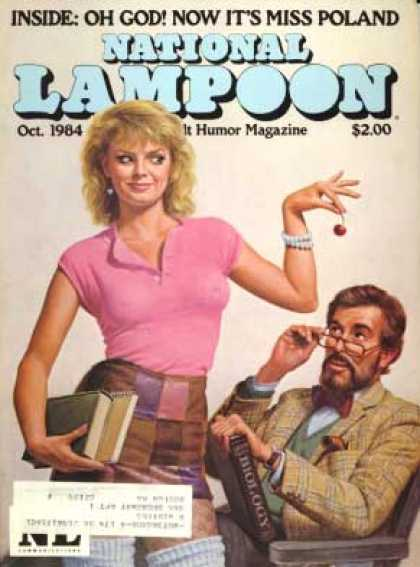 National Lampoon - October 1984