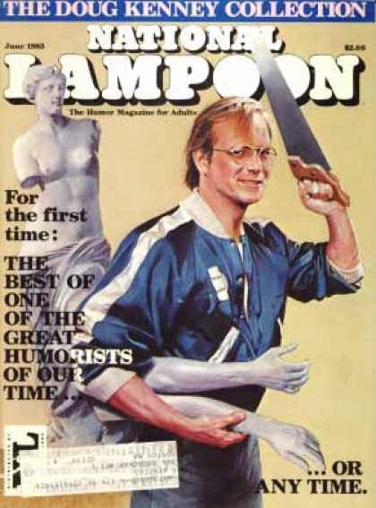 National Lampoon - June 1985