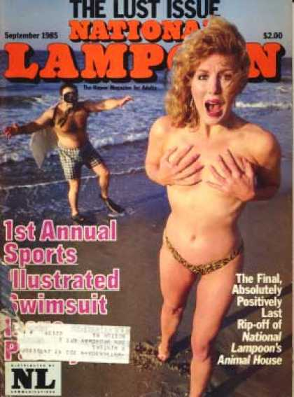 National Lampoon - September 1985
