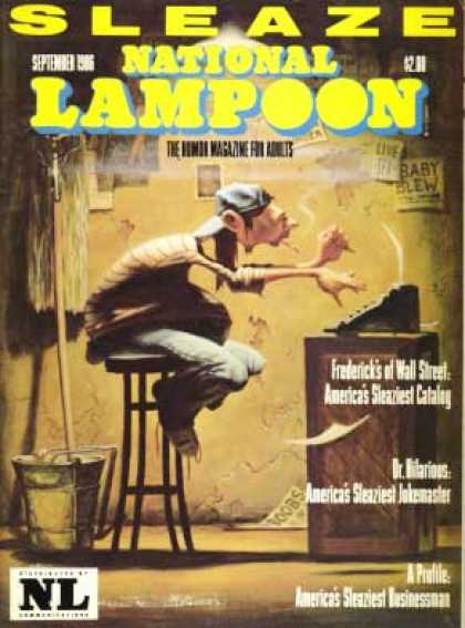 National Lampoon - September 1986