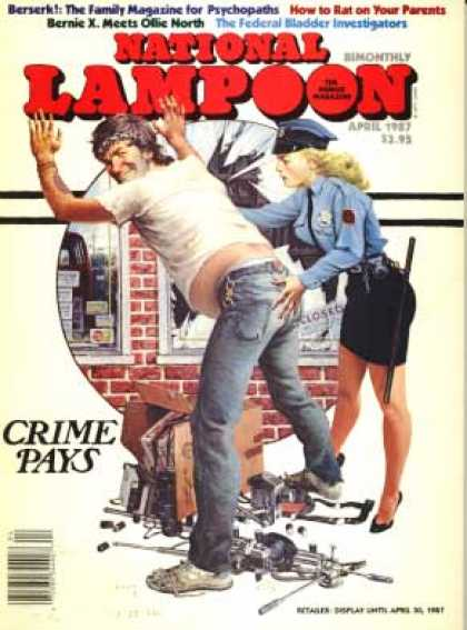 National Lampoon - April 1987
