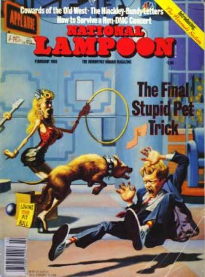 National Lampoon - February 1988