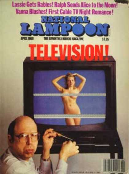 National Lampoon - April 1988