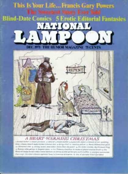 National Lampoon - December 1971