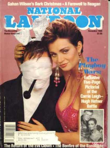 National Lampoon - December 1988