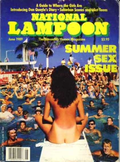 National Lampoon - June 1989